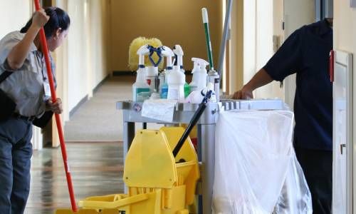 commercial cleaning service northern virginia