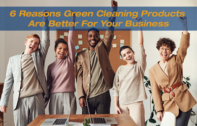 Environmentally Friendly Commercial Cleaners