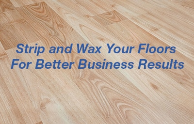 Strip and Waxing Floors Commercial Cleaning Sterling VA